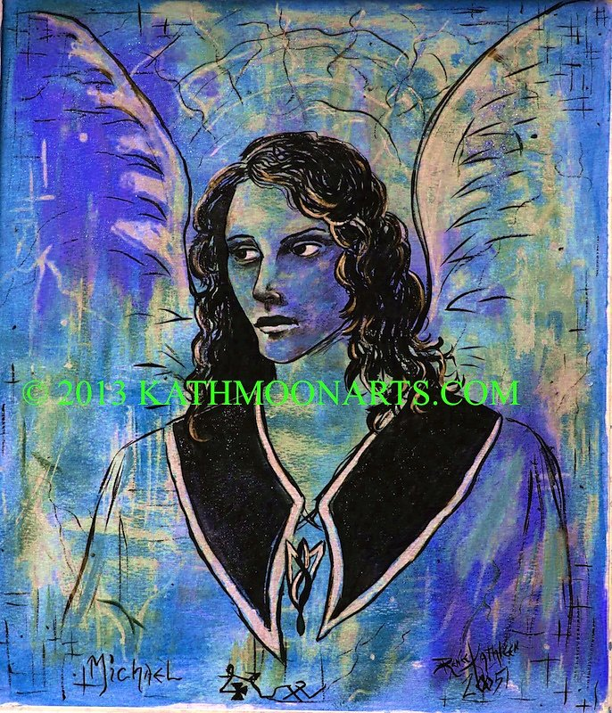 Shamans, Spirits & Angels